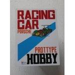 """画像: プラスチック下敷き  """"RACING CAR PORCHE PROTTYPE HOBBY""""  ベニス NO.58-H"""