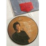 """画像: LP/12""""/Vinyl   ピクチャー・レコード  """"警告どおり 計画どおり C/W:風の中の友達 """"  佐野元春/G:いまみちともたか(バービーボーイズ)  EPIC/SONY RECORDS"""