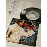"""画像: EP/7""""/Vinyl  ダンシング・イン・ザ・ストリート  ダンシング・イン・ザ・ストリート(インストルメンタル)   デヴィッド・ボウイ & ミック・ジャガー  (1985)  EMI"""