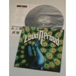"""画像: LP/12""""/Vinyl   LOUD'N'PROUD(威光そして栄誉) NAZARETH (ナザレス)  (1974)  ライナーノーツ(大貫憲章)/歌詞カード付  VERTIGO"""
