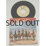 """画像: EP/7""""/Vinyl/Single  サントラ盤 ベリー・ベスト映画音楽シリーズ""""THE MAGNIFICENT SEVEN 荒野の七人/ON THE MOVE 続・荒野の七人"""" Composed &Conducted by ELMER BERSTEIN エルマー・バーンスティン (1974) UNITED ARTISTS RECORDS"""
