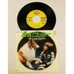 """画像: EP/7""""/Vinyl  名犬ラッシーが歌う‼  走れ!ラッシー(Let's Go Lassie)  ラッシーのこもりうた  歌・ラッシーとこどもたち  (1979)  SEVEN SEAS"""