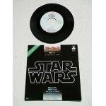 """画像: EP/7""""/Vinyl  OST 映画「スター・ウォーズ」  MAIN TITLE スター・ウォーズのテーマ  BAND 酒場のバンド   (指揮) ジョン・ウィリアムズ  (演奏)ロンドン交響楽団  (1977)  THE 20TH CENTURY"""