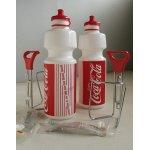 画像: Limited Edition  for the 1988 Coca-Cola Olympic Special  コカ・コーラ  1988オリンピック  バイク(自転車)用ボトルゲージ付 プラスチックボトル  各1セット