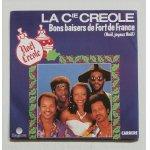 "画像: EP/7""/Vinyl   Bons baisers de Fort-de-France  (Noël, joyeux Noël)  CHAUD AU COEUR   LA COMPAGNIE CREOLE  (1984)  Zagoa"