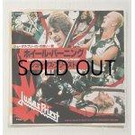 """画像: EP/7""""/Vinyl  見本盤  FREEWHEEL BURNING (ホイール・バーニング) BREAKING THE LAW(ブレイキング・ザ・ロウ)  ライブ・バージョン  ジューダス・プリースト   (1984)   Epic"""