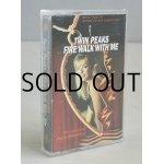 """画像: Casette Tape カセットテープ  OST """"TWIN PEAKS FIRE WALK WITH ME (ツイン・ピークス/ローラ・パーマー最期の7日間)""""  PRODUCE BY DAVID LYNCH AND ANGELO BADALAMENTI   (1992)  Warner Bros. Records Inc.  Made In U.S.A."""