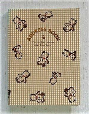画像1: Sanrio サンリオ  Fancy Friends   ADDRESS BOOK  アドレス帳 P92