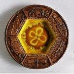 画像: Treasure Craft OF HAWAII KAMULI, MAUI   ハワイ スーヴェニア   飾り皿、アシュトレイ