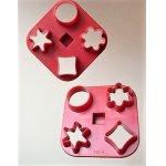画像: Tupperware  タッパーウェア  クッキーカッター/クッキー型  各1個