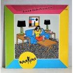 """画像: LP/12""""/Vinyl  クリーム・ソーダ・プレゼンツ  ブラック・キャッツ  (1981)  invitation ライナー"""