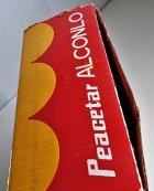 画像: ピースターアルコンロ 燃料アルコール仕様ポータブルコンロ リングカバー、ハンドル付フタ 関西軽金属工業