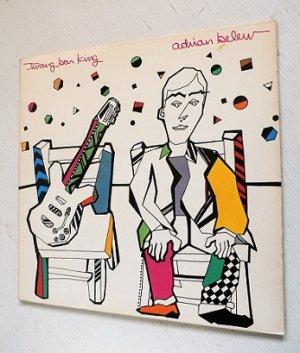 """画像1: LP/12""""/Vinyl  Twang Bar King  エイドリアン・ビロウ  (1983)  ISLAND"""