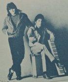"""画像: LP/12""""/Vinyl naked eyesネイキッド・アイズ P: トニー・マンスフィールド (1983) EMI 帯、ライナー"""