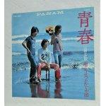 """画像: EP/7""""/Vinyl   青春  山椒哀歌  南こうせつとかぐや姫  (1971)  PANAM"""